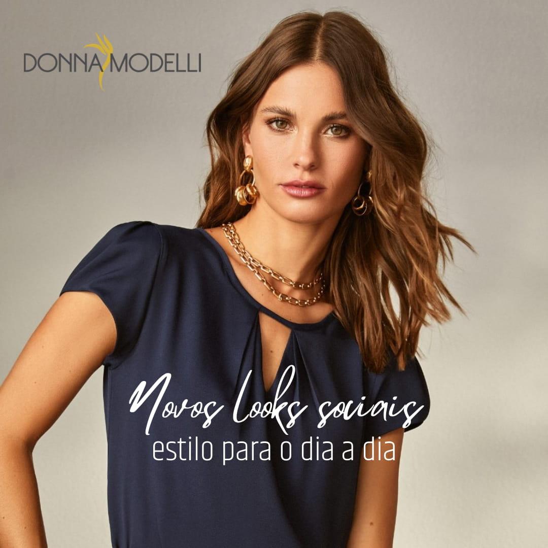 Novidades da Donna Modelli